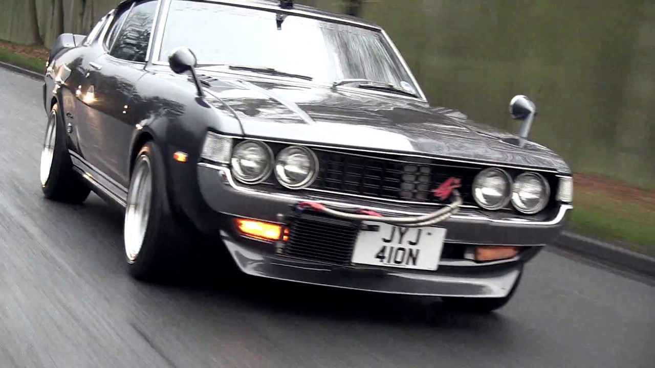 [Autodrive Arabia] - Beames Powered Toyota Celica GT 1972 | Jap Performance  Parts