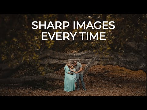 5 Tips on Shooting Sharp Images w/ a Wide Open Aperture | Master Your Craft