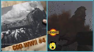 COD WW|| cap#4 | peleamos con el tren Thomas y casi nos mata!!