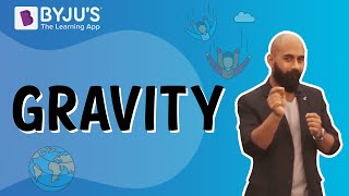 Gravity | Learn with BYJU'S
