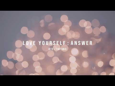 BTS Love Yourself 結 'Answer' - Full Piano Album | Study