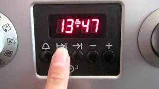 2 частина ПОВНИЙ відеоогляд плити Gorenje CC 600 налаштування програматора