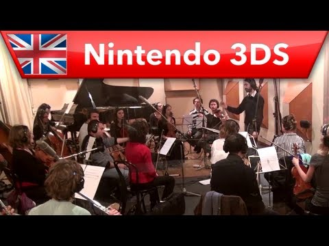 Animal Crossing: New Leaf - Main Theme Classical Recording (Nintendo 3DS)