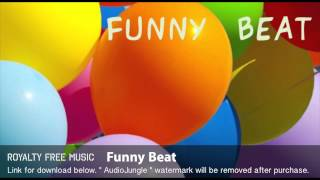 Funny Beat - Instrumental / Background Music (Royalty Free Music)