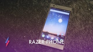 Razer Phone First Look - The Smartphone for Gamers! | Trusted Reviews