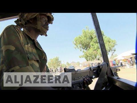 Nigeria demands international support in fighting Boko Haram