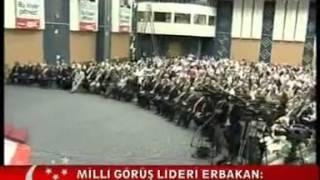 Erbakan TV5 Milli Gazete cikisi