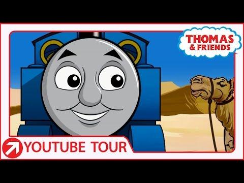 Thomas Wooden Railway Collection (#6)из YouTube · Длительность: 17 мин6 с