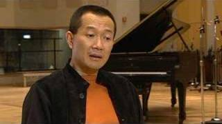 Lang Lang - The Banquet - Interview with Tan Dun