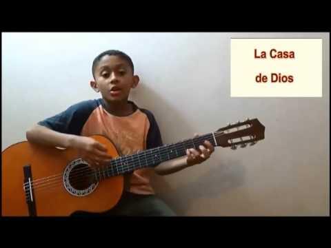 Secretos ùnicos para tocar Música Cristiana en la Guitarra LA CASA DE DIOS Tutorial Fácil para la Gu