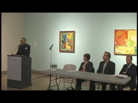 Art and the Art Museum amidst Financial Crisis 1