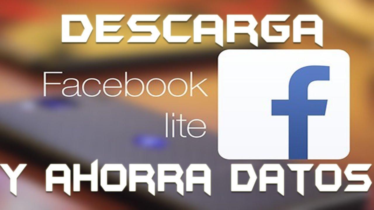instalar facebook lite gratis