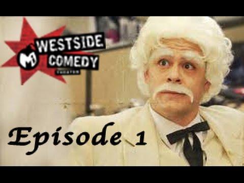 Westside Comedy's ThisIsMarkTwain@aol.com - Episode 1