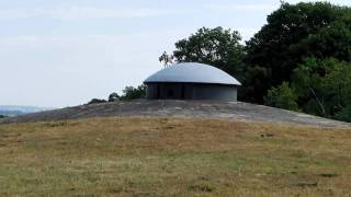 Tir de coupole Fort de Tancrémont - www.worldwartours.be