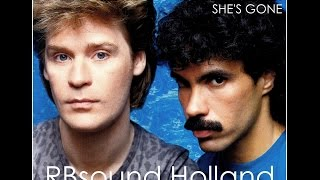 Daryl Hall & John Oates - She's Gone (orginal album version) HQ+