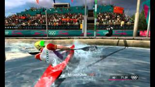 nL Live on Twitch.tv - KAYAK. [London 2012 - The Official Video Game of the Olympic Games]