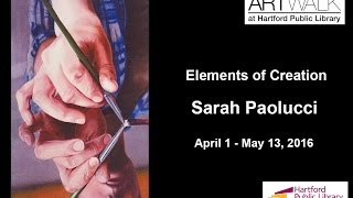 Sarah Paolucci - Elements of Creation