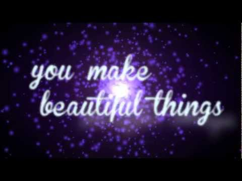 You Make Beautiful things - Gungor