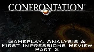 Confrontation PC Gameplay Analysis and First Impressions Review Part 2
