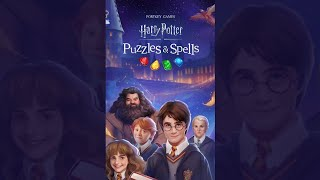 HARRY POTTER PUZZLES & SPELLS | PORTKEY GAMES | ONLINE GAME