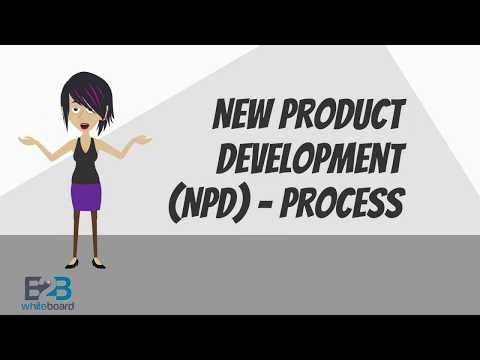 New Product Development (NPD) - Process