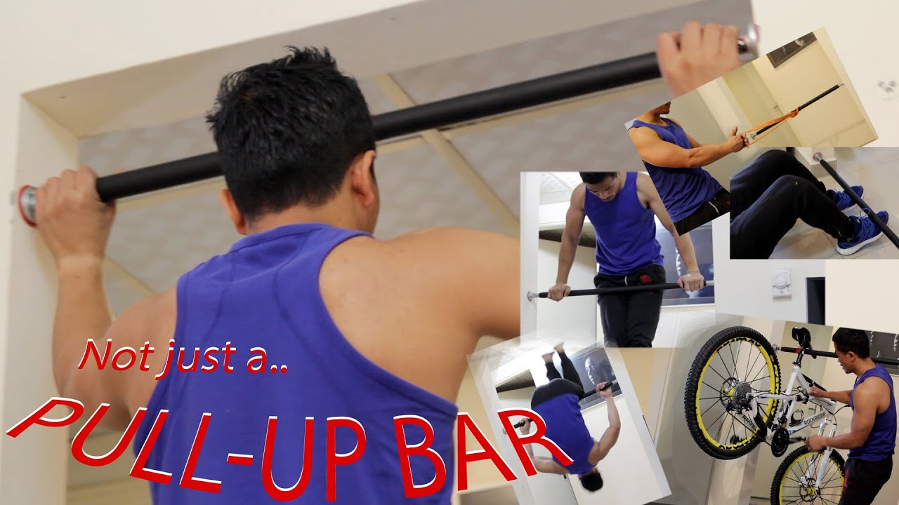 Domyos Pull Up Bar Youtube