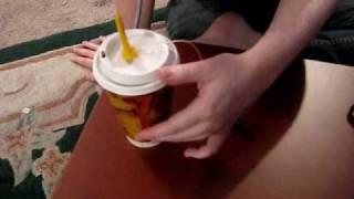 comment faire une maison gadget - pile AA café chaud!