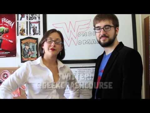 Wonder Woman - Geek Crash Course