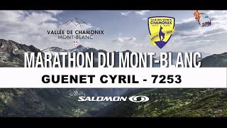 80 KM Mont Blanc 2016 - Cyril Guenet