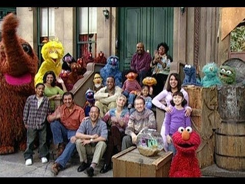 Sesame Street The Street We Live On P 1 👀