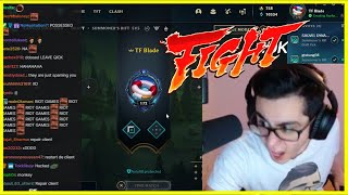 TF Blade VS Riot Games Client - Best of LoL Streams #1050