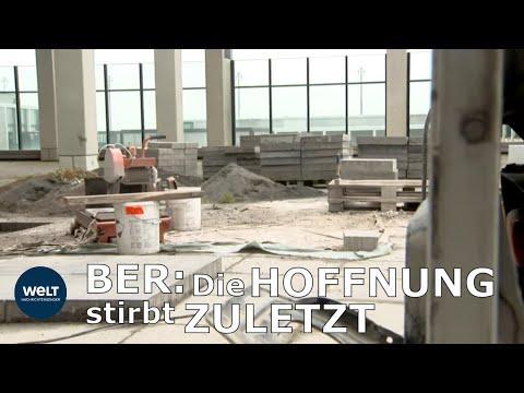 FLUGHAFEN BER: Eröffnungstermin Soll Nun Im Oktober 2020 Sein