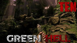COMPLETELY FREAKIN' LOST! - Green Hell PC Horror Game Gameplay with Oshikorosu. [10]