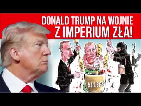 Donald Trump na wojnie z Imperium Zła! Kowalski & Chojecki NA ŻYWO w IPP TV 16.04.2018