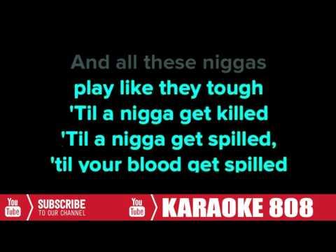 Karaoke Version  No Heart – 21 Savage & Metro Boomin   Karaoke 808