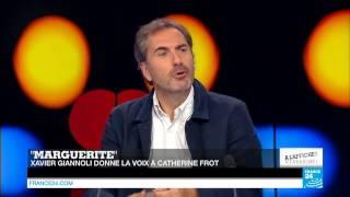 """""""Marguerite"""", Giannoli donne la voix à Catherine Frot"""