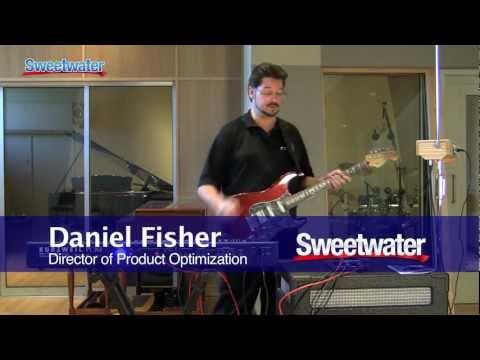 Moogerfooger Cluster Flux Demo By Daniel Fisher