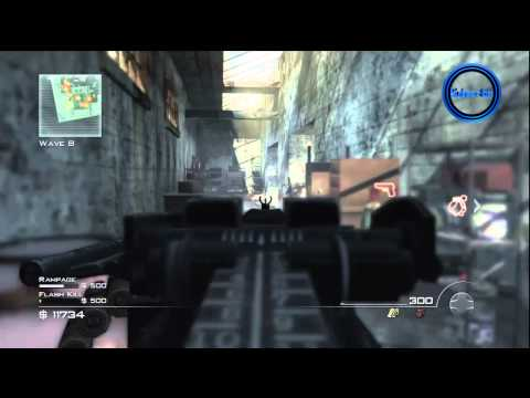 "MW3 - Spec Ops ""Survival Mode"" DOME w/ Ali-A Part 1! - (Call of Duty Modern Warfare 3)"