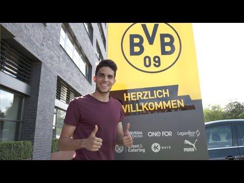Interview: Marc Bartra zu Besuch in Dortmund