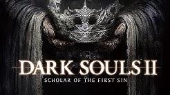 Dark Souls 2: All Bosses And Ending (4K 60fps)