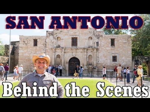 Behind the Scenes - San Antonio, TX - The Daytripper