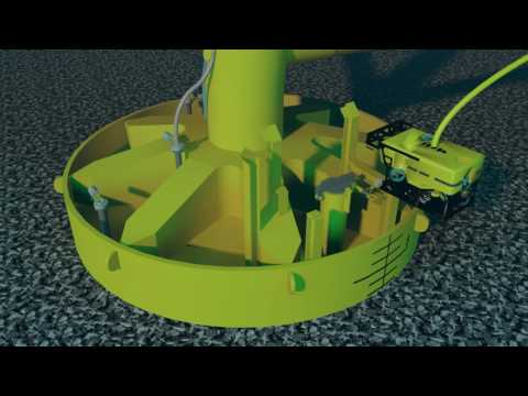 Dong Energy BKR01 Suction Bucket Jacket Installation Methodology by SPT Offshore