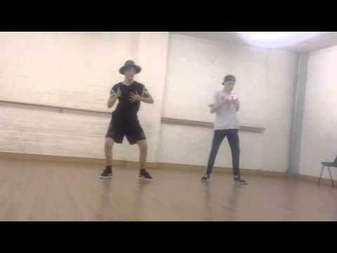 Habits Of My Heart - Jaymes Young (Slaptop Remix) Choreography [Rehearsal Video]