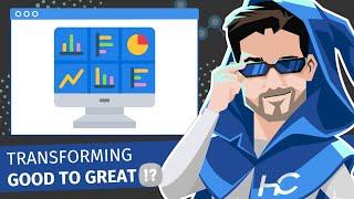Power BI: Transforming Good to GREAT