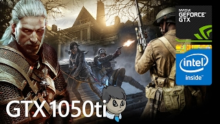 """GTX 1050 ti Gaming \ 15 Games in 10 Min \ """"GTA V"""" """"Battlefield 1"""" """"Resident Evil 7"""" and More"""