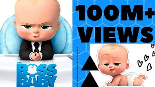 Download lagu BOSS BABY DESPACITO AND SHAPE OF YOU MIX SONG VIDEO