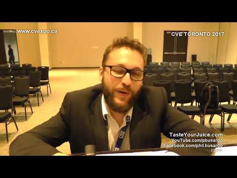"A PBusardo Video - CVE Toronto 2017 + Last ""Not A"" Contest Winner"