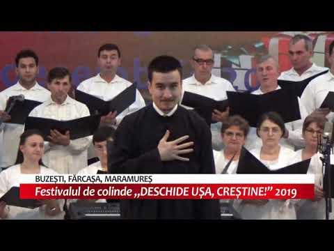 """Festivalul De Colinde """"Deschide Ușa, Creștine!"""" 2019 - Seara 1"""
