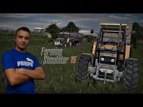 Gospodarstwo Rolne #8 ☆ Farming Simulator 15 Multiplayer - Slovakia Map ☆ Grube siekanie QQrydzy ㋡
