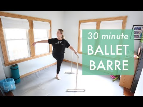 30 Minute Ballet Barre